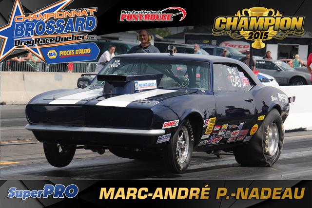 2015 - Champion SP