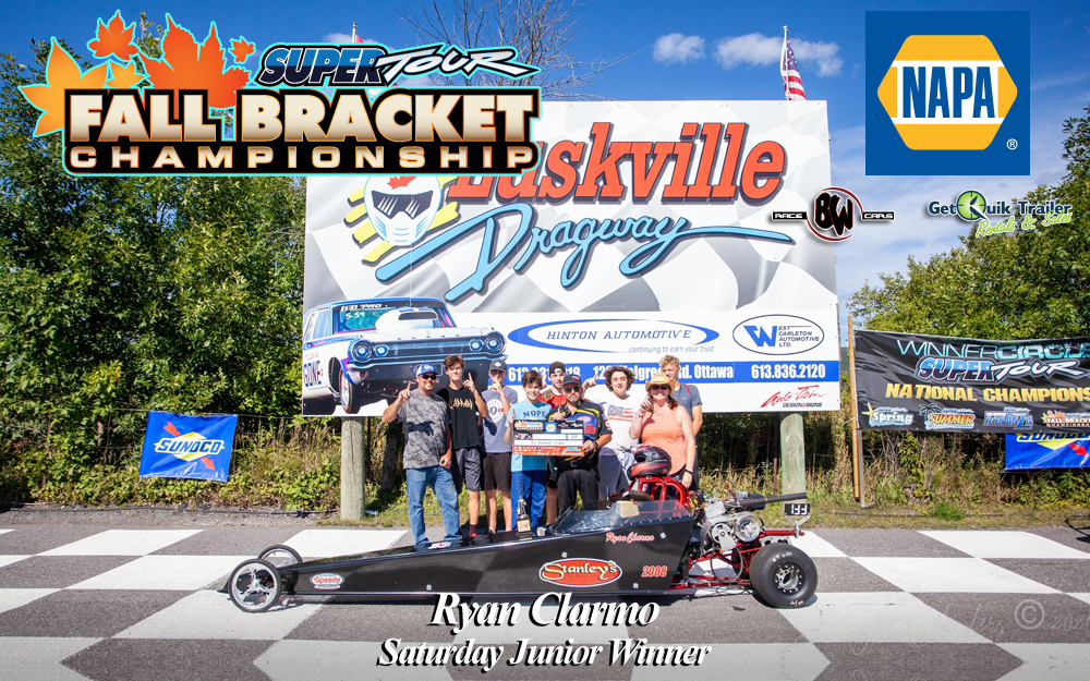 Winner -Junior - Saturday